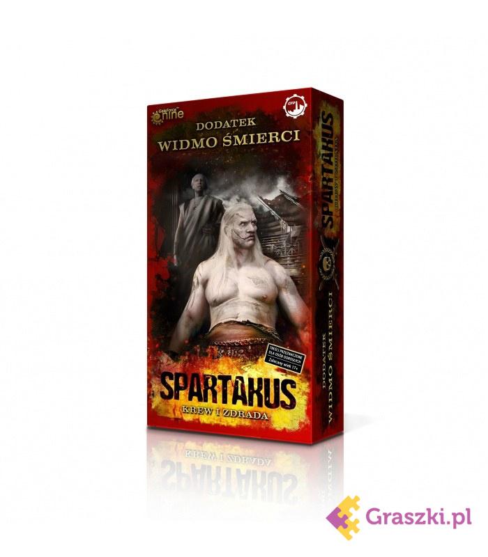 Spartakus: Widmo Śmierci | GFP